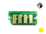 1 x Chip - für Dell 3760 N/DN - Yellow